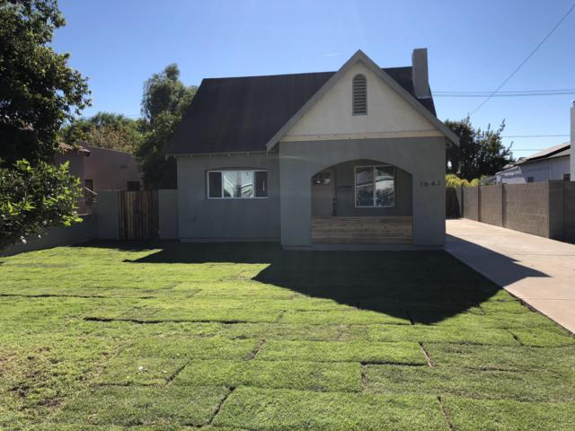 1647 E Earll Drive, Phoenix, AZ 85016 (MLS #5848036) :: Yost Realty Group at RE/MAX Casa Grande