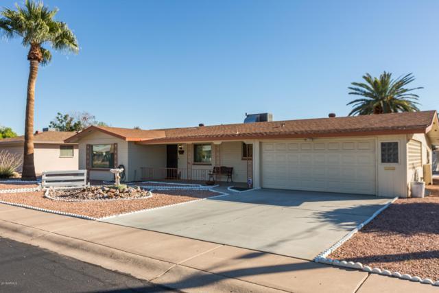 5205 E Dallas Street, Mesa, AZ 85205 (MLS #5848067) :: Santizo Realty Group