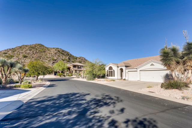 3430 N Mountain Ridge #72, Mesa, AZ 85207 (MLS #5848072) :: Santizo Realty Group