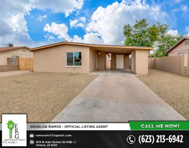 1314 E Pecan Road, Phoenix, AZ 85040 (MLS #5848127) :: Santizo Realty Group