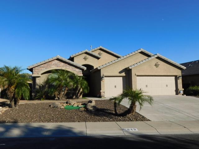 849 S Phelps Drive, Apache Junction, AZ 85120 (MLS #5848191) :: Yost Realty Group at RE/MAX Casa Grande
