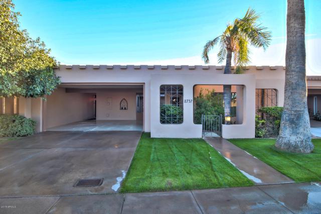 8757 E Via De Viva Street, Scottsdale, AZ 85258 (MLS #5848222) :: Yost Realty Group at RE/MAX Casa Grande