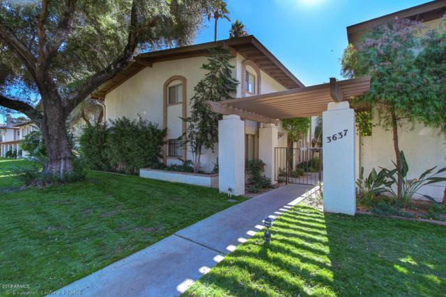 3637 E Monterosa Street #15, Phoenix, AZ 85018 (MLS #5848227) :: Yost Realty Group at RE/MAX Casa Grande