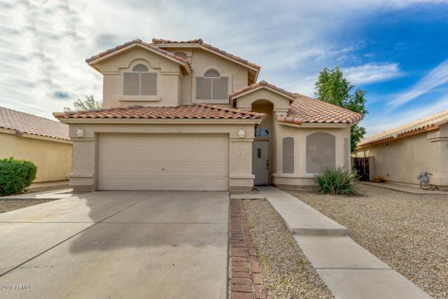 896 N Cole Drive, Gilbert, AZ 85234 (MLS #5848287) :: The Wehner Group