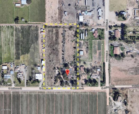 18136 W Jefferson Street, Goodyear, AZ 85338 (MLS #5848413) :: The Daniel Montez Real Estate Group