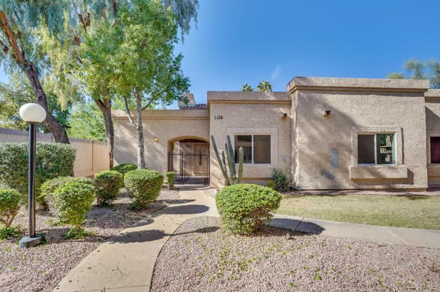 2019 W Lemon Tree Place #1126, Chandler, AZ 85224 (MLS #5848507) :: The Daniel Montez Real Estate Group