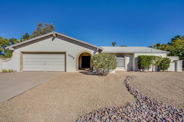 5848 E Thunderbird Road, Scottsdale, AZ 85254 (MLS #5848565) :: The Daniel Montez Real Estate Group