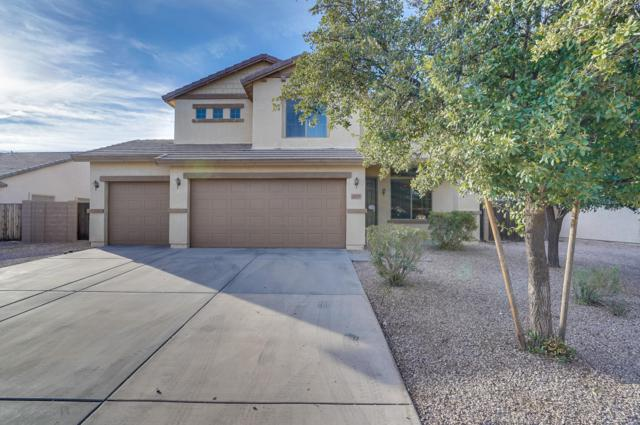 2629 W Quick Draw Way, Queen Creek, AZ 85142 (MLS #5848569) :: Power Realty Group Model Home Center