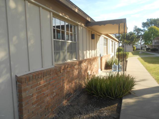 861 N Revere 2E, Mesa, AZ 85201 (MLS #5848649) :: Yost Realty Group at RE/MAX Casa Grande