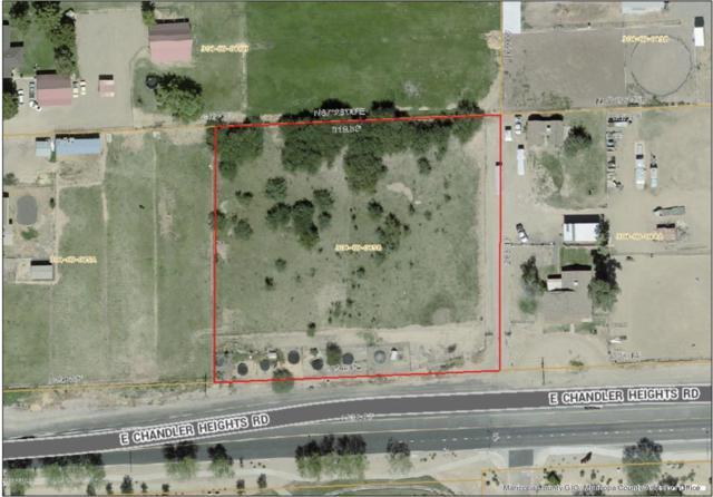 0 E Chandler Heights, Gilbert, AZ 85298 (MLS #5848682) :: The Everest Team at My Home Group