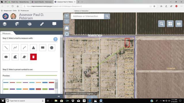 53505 W Baseline Road, Tonopah, AZ 85354 (MLS #5848715) :: The Garcia Group