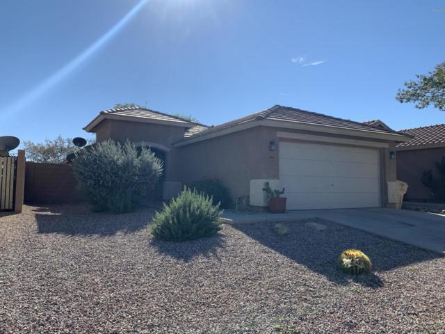 2093 W Kristina Avenue, San Tan Valley, AZ 85142 (MLS #5848761) :: The Jesse Herfel Real Estate Group