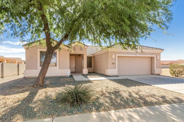 1365 E Avenida Kino, Casa Grande, AZ 85122 (MLS #5848854) :: Arizona 1 Real Estate Team