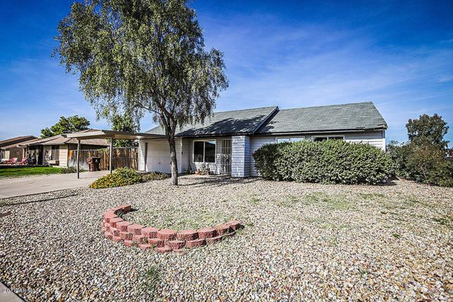 7140 W Mescal Street, Peoria, AZ 85345 (MLS #5848867) :: Power Realty Group Model Home Center