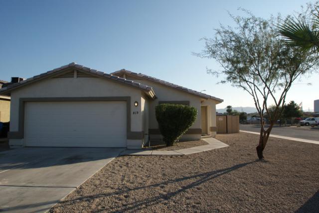 819 W Sunland Avenue, Phoenix, AZ 85041 (MLS #5848899) :: Arizona 1 Real Estate Team