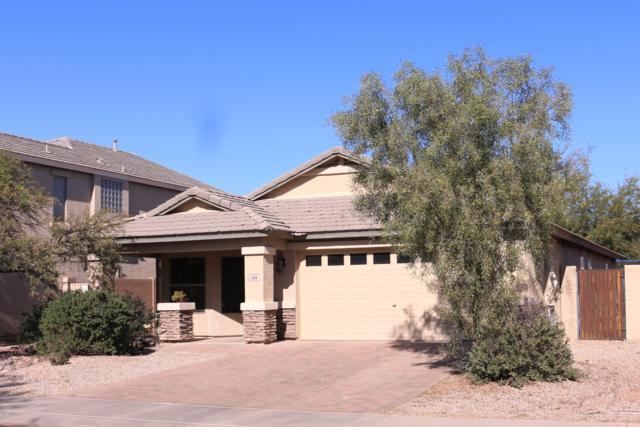 1366 E Kingman Place, Casa Grande, AZ 85122 (MLS #5848949) :: Yost Realty Group at RE/MAX Casa Grande