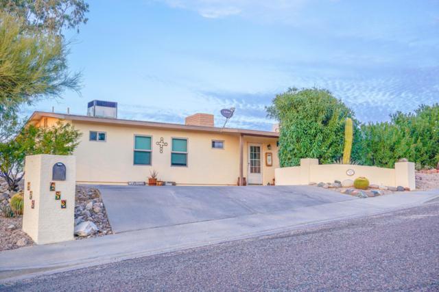 652 Chaparral Road, Wickenburg, AZ 85390 (MLS #5848951) :: The Daniel Montez Real Estate Group