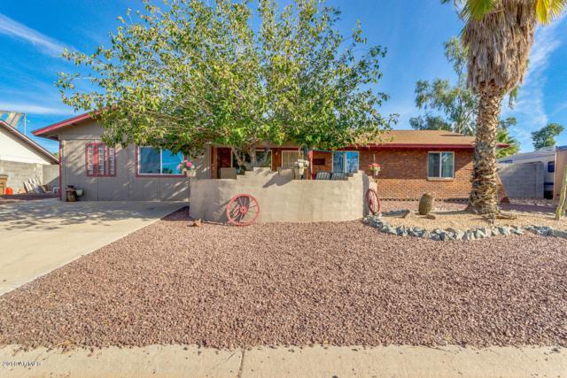 645 N 93RD Street, Mesa, AZ 85207 (MLS #5848968) :: Power Realty Group Model Home Center