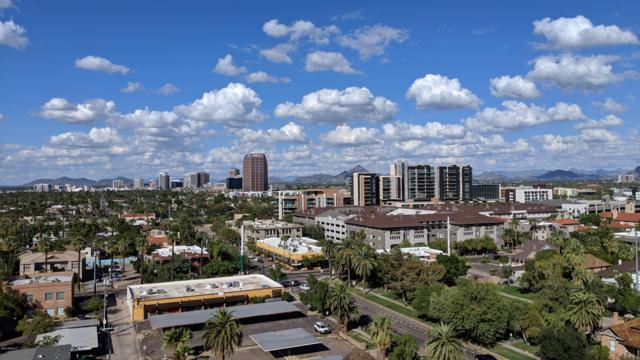 805 N 4TH Avenue #909, Phoenix, AZ 85003 (MLS #5848979) :: Power Realty Group Model Home Center