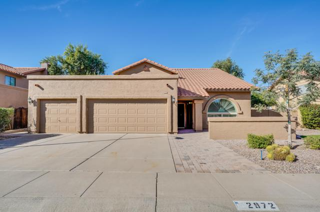 2972 N Coronado Street, Chandler, AZ 85224 (MLS #5849022) :: Keller Williams Realty Phoenix