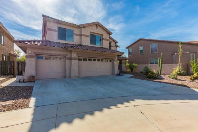 2309 W Long Shadow Trail, Phoenix, AZ 85085 (MLS #5849034) :: Power Realty Group Model Home Center