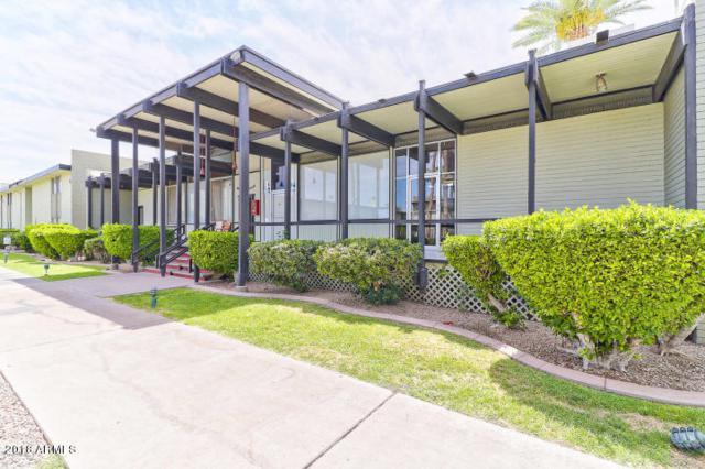6767 N 7th Street #217, Phoenix, AZ 85014 (MLS #5849064) :: The Daniel Montez Real Estate Group