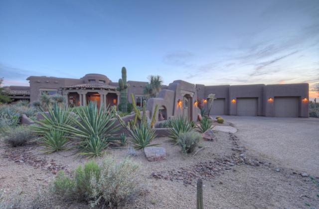 8400 E Dixileta Drive #164, Scottsdale, AZ 85266 (MLS #5849142) :: Keller Williams Realty Phoenix