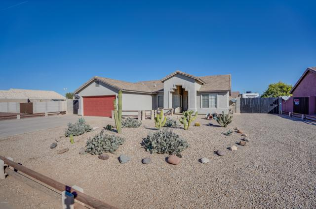 9146 W San Lazaro Drive, Arizona City, AZ 85123 (MLS #5849214) :: Arizona 1 Real Estate Team