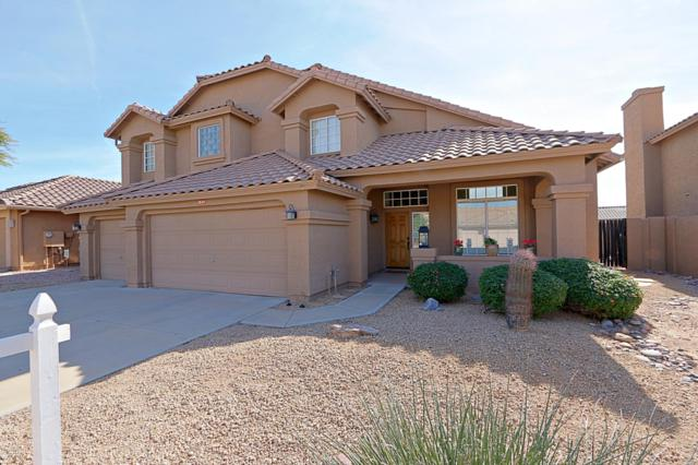 4523 E Hunter Court, Cave Creek, AZ 85331 (MLS #5849263) :: The Pete Dijkstra Team