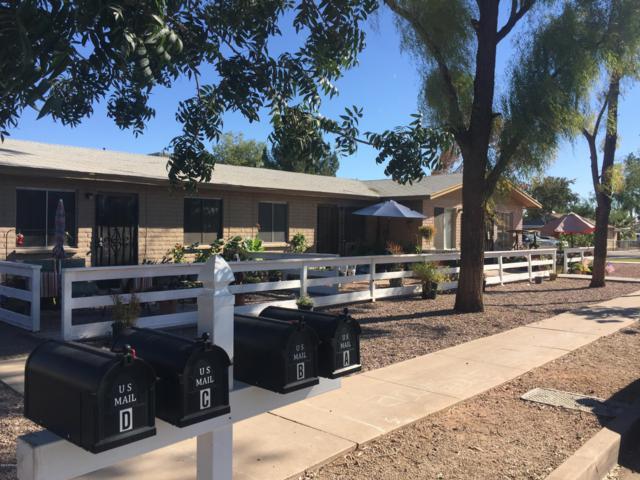 101 N Oak Street, Gilbert, AZ 85233 (MLS #5849336) :: Conway Real Estate