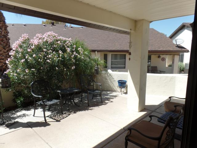 5518 E Lindstrom Lane #35, Mesa, AZ 85215 (MLS #5849412) :: Conway Real Estate