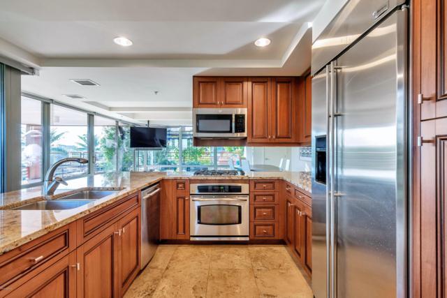 7161 E Rancho Vista Drive #4006, Scottsdale, AZ 85251 (MLS #5849445) :: Conway Real Estate