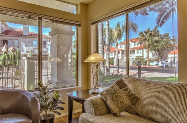 10080 E Mountainview Lake Drive #125, Scottsdale, AZ 85258 (MLS #5849498) :: The Daniel Montez Real Estate Group