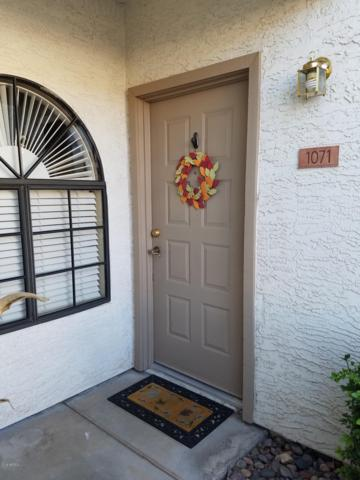 930 N Mesa Drive #1071, Mesa, AZ 85201 (MLS #5849639) :: The Daniel Montez Real Estate Group