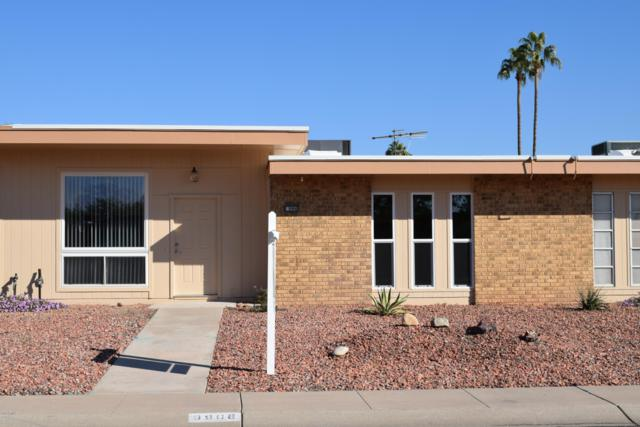 9906 W Cedar Drive, Sun City, AZ 85351 (MLS #5849683) :: Yost Realty Group at RE/MAX Casa Grande