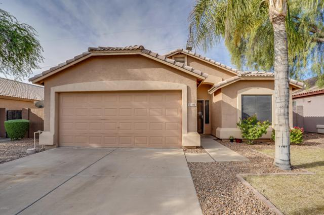 448 S Chatsworth, Mesa, AZ 85208 (MLS #5849730) :: The W Group