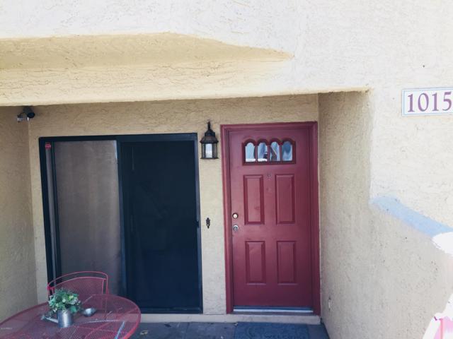 850 S River Drive #1015, Tempe, AZ 85281 (MLS #5849745) :: Arizona 1 Real Estate Team
