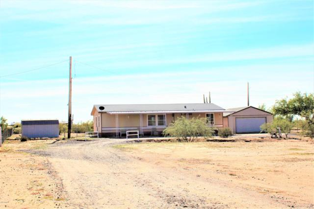 22583 E Cactus Forest Road, Florence, AZ 85132 (MLS #5849754) :: Yost Realty Group at RE/MAX Casa Grande