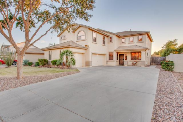 4549 E Indian Wells Drive, Chandler, AZ 85249 (MLS #5849796) :: Revelation Real Estate