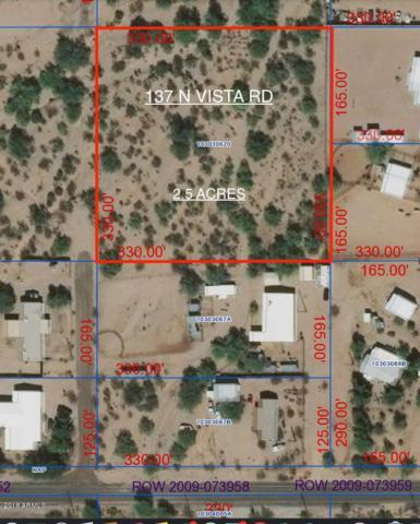 137 N Vista Road, Apache Junction, AZ 85119 (MLS #5849817) :: Arizona Best Real Estate