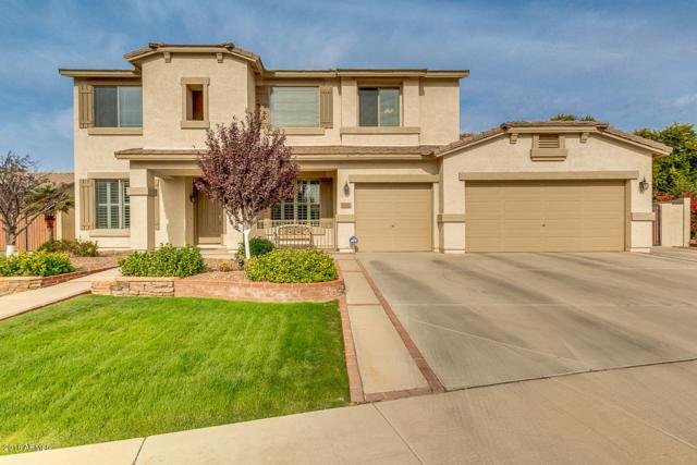 3392 E Canyon Way, Chandler, AZ 85249 (MLS #5849828) :: The Daniel Montez Real Estate Group