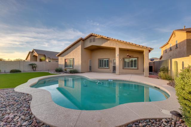 1141 E Jahns Drive, Casa Grande, AZ 85122 (MLS #5849831) :: The Everest Team at My Home Group