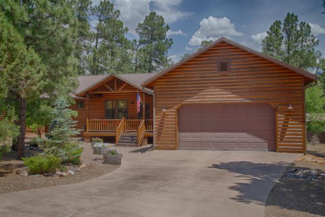 2900 W Lodgepole Lane, Show Low, AZ 85901 (MLS #5850024) :: Arizona 1 Real Estate Team