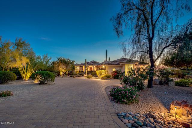 8285 E Via Del Sol Drive, Scottsdale, AZ 85255 (MLS #5850069) :: CC & Co. Real Estate Team