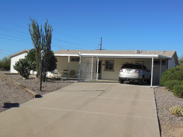 110 E Dakota Drive, Casa Grande, AZ 85194 (MLS #5850129) :: The Daniel Montez Real Estate Group
