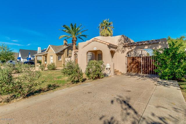 1322 W Culver Street, Phoenix, AZ 85007 (MLS #5850257) :: Gilbert Arizona Realty