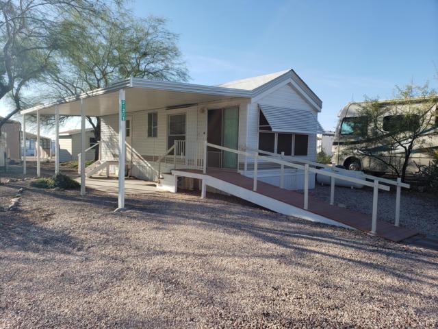 21261 W Golden Nugget Drive, Congress, AZ 85332 (MLS #5850325) :: The Daniel Montez Real Estate Group