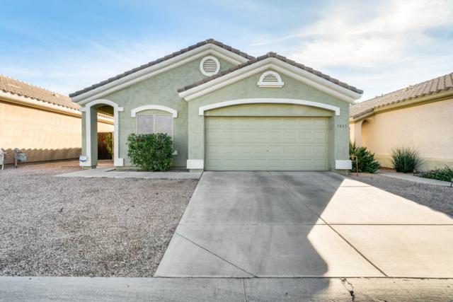 5845 E Norland Street, Mesa, AZ 85215 (MLS #5850388) :: The W Group