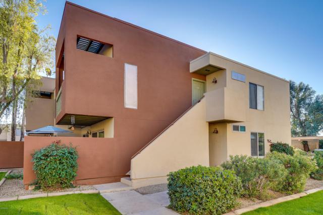 3500 N Hayden Road #1208, Scottsdale, AZ 85251 (MLS #5850421) :: Team Wilson Real Estate