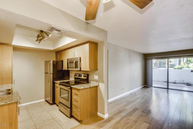 7350 N Via Paseo Del Sur M-106, Scottsdale, AZ 85258 (MLS #5850490) :: Team Wilson Real Estate